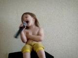 Вот так нужно петь в два года