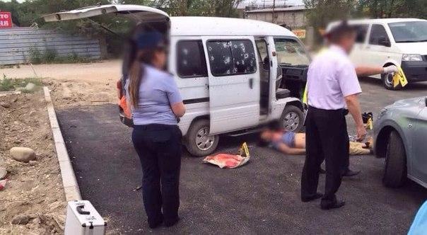 Алматыдағы атыстың бейнежазбасы пайда болды (фото, видео)