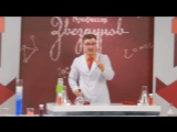 Съемки тв-проекта Звездунов-шоу на телеканале Томское время, декабрь 2015 года