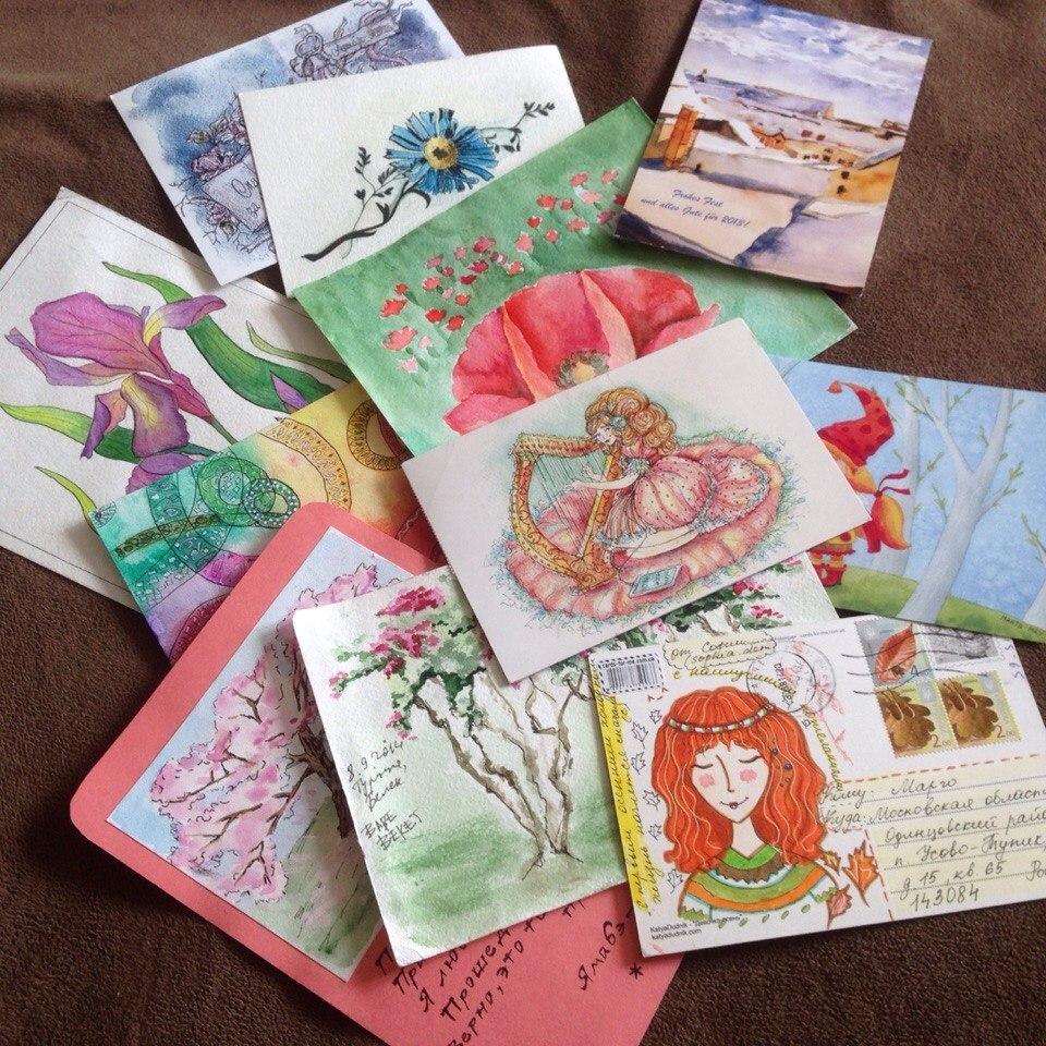 Коллекция открыток из путешествий, женщинами полными красивые