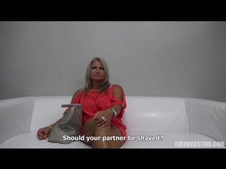 Prvni casting prace v erotice