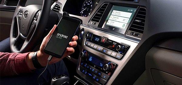 #авто #технологии #androidauto