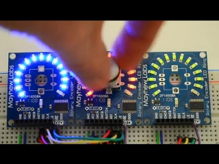 Rotary Encoder LED Ring Overview - YouTube Led