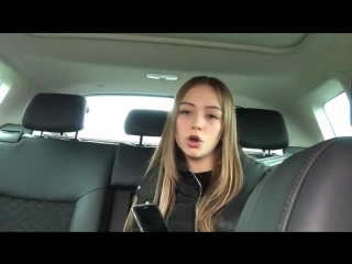 Connie Talbot - Singing a few @Beyonce tunes in the car again.......# Oh and it's Christmas Eve eve!
