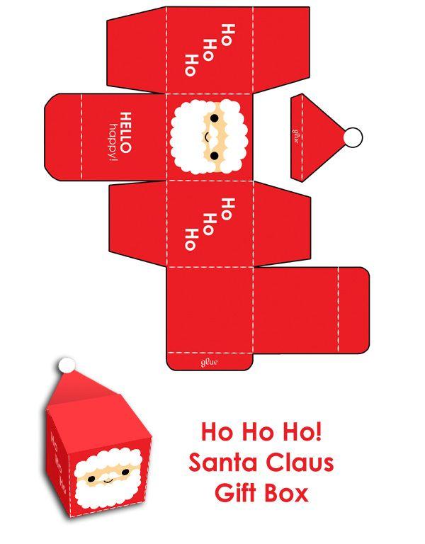 Новогодние коробочки для конфет своими руками