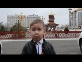 Джеваков Саша, 5 лет. Л.Протасов.