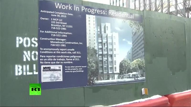 Микроквартира за макроденьги_ В Нью-Йорке появился новый формат жилья