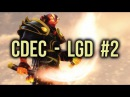 LGD vs CDEC Highlights Dota 2 Frankfurt Major 2015 Upper Bracket Game 2