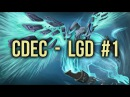 LGD vs CDEC Highlights Dota 2 Frankfurt Major 2015 Upper Bracket Game 1