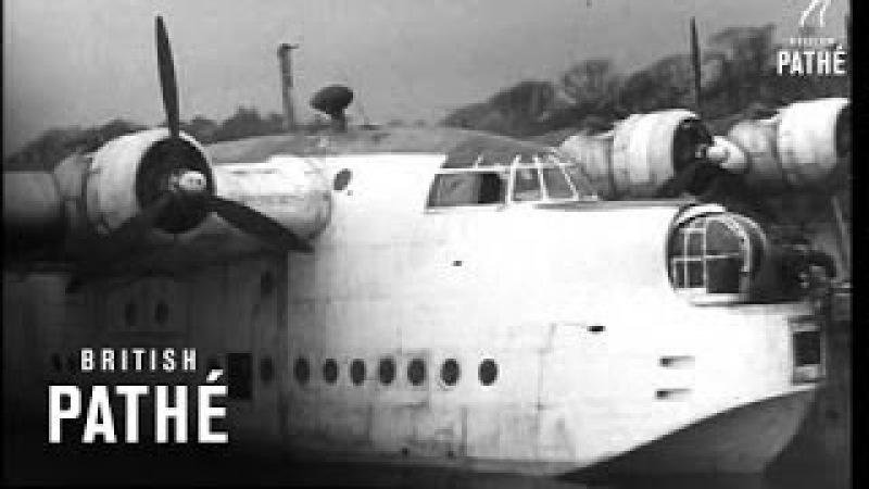 Sunderland Flying Boat (1940-1949)