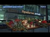 Жители Петербурга выстроились в слово «мама» в память о жертвах крушения А321