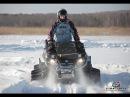 Расширители для колес GKA. Самый короткий Тест по рыхлому снегу!