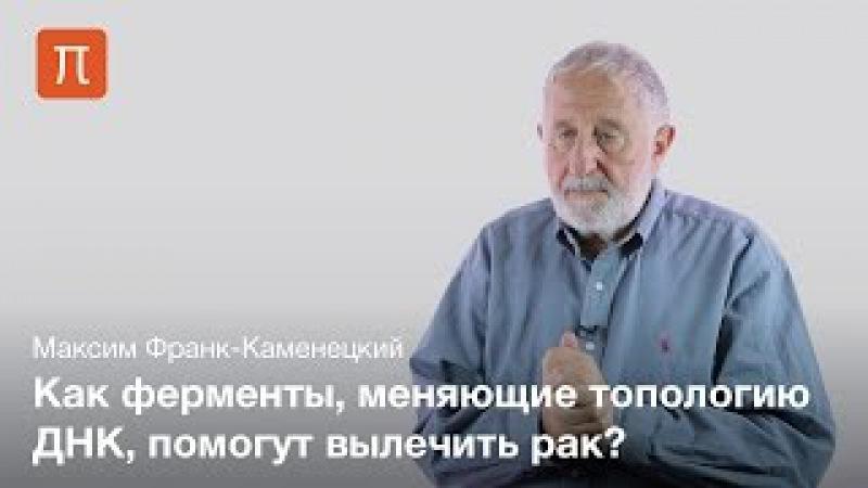 Узлы ДНК — Максим Франк-Каменецкий