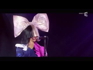 Sia, en Live avec