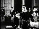 Gli Ugonotti in Verona with Lauri-Volpi (rare footage)
