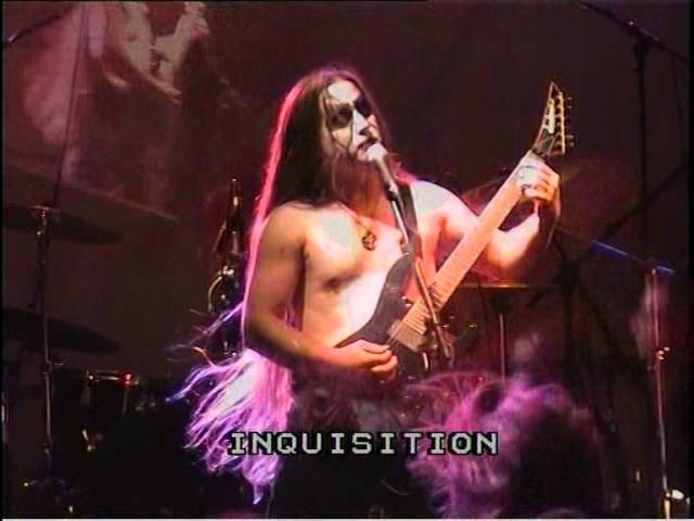 INQUISITION USA at Under The Black Sun 2004