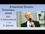 Владимир Трошин - Помнишь, мама