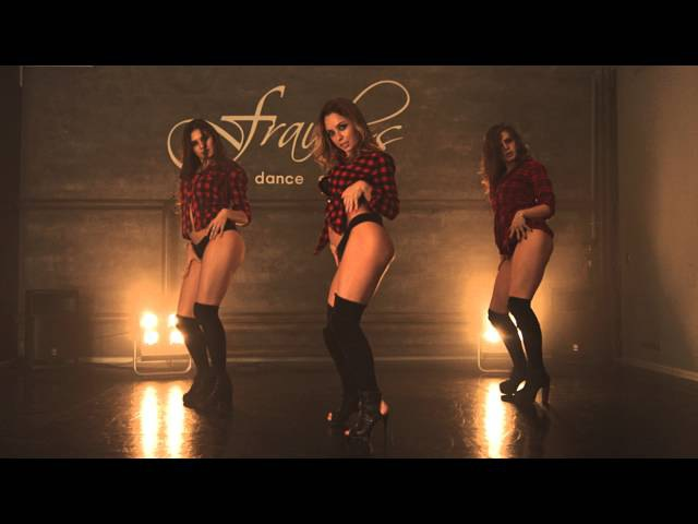 FEEL IT sexy choreo by FRAULES (Fraules team) 18 ))