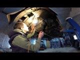 Будни хондавода S01E05  - Устанавливаем шкив под Январь 7.2 (жаль звук подвел)