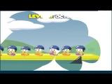 Raft Wars 2 ( 7 серия ) сериал Деткам  мультик игра на развлечение.