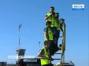 «Полосатый рейс» прибыл во Владивосток