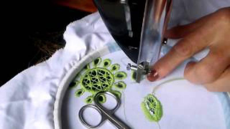 Jak powstaje haft richelieu na koszuli łowickiej folklor portal