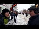 НОД показывает, где прячется 5 колонна, угнетающая народ России. 2016 01 30