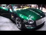 Geneva motor show 2016. Best supercars (Лучшие суперкары Женевы 2016)