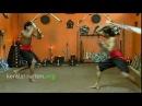 Kalarippayattu Sword and Shield Fight