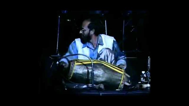 A.R.Rahman Concert LA, Jugal Bandhi -TavilMridangamDrums
