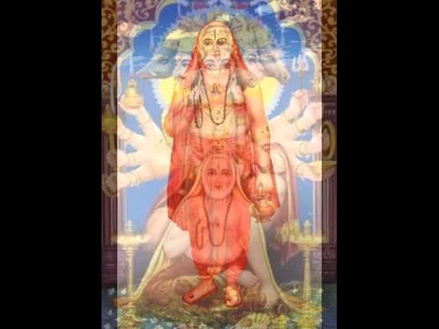 Рагхавендра. Рага: Мишра Шиваранджани Талам: Рупакам G Sarada Subramaniam