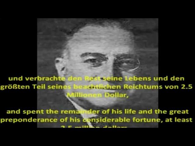 Benjamin Freedman spricht die einst Verbotene Rede in Deutschland MUT zur WAHRHEIT