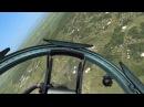 DCS World - Flaming Cliffs 3 - Dogfight SU-27 vs F-5E - Пришлось попатеть