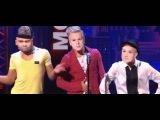 2X RND обзор Танцы: Трио «Селебрити» (сезон 2, серия 9)