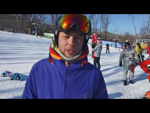 17) Мягкий сноуборд. Manual buttering.Школа сноубординга.