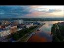 Нереально красивый город Омск город сад