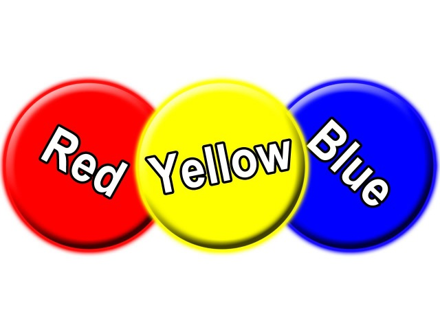 Red Circle, Blue Circle Yellow Circle - Learn Colors for Babies, Toddler Colour Learning Song