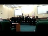 Canticum Festum -- Хоровая Москва 2014