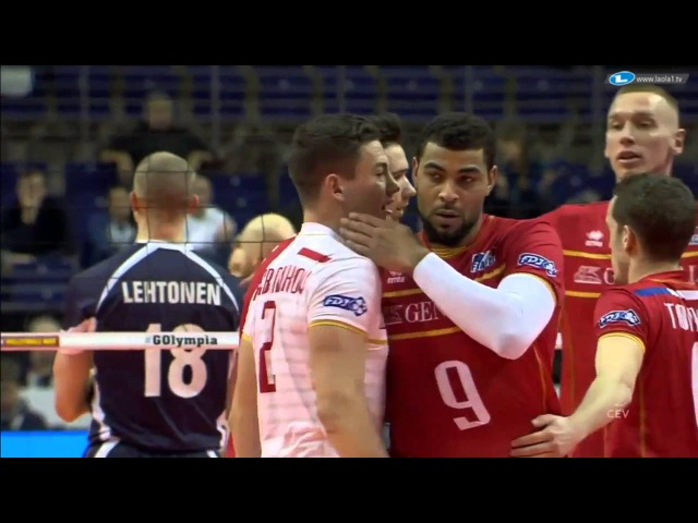 Team Yavbou (Euro. Olympic Qualifier Highlights *All matches*)