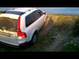 Volvo XC90, Skoda Octavia Scout против УАЗ Патриот (2015)
