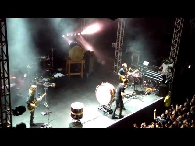 Imagine Dragons cover Smells Like Teen Spirit by Nirvana Leeds 2013
