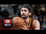 Kevin Love Full Highlights vs Heat (2015.10.30) - 24 Pts, 14 Reb
