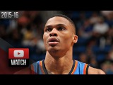 Russell Westbrook Full Highlights vs Magic (2015.10.30) - 48 Pts, 11 Reb, NOT FROM THIS PLANET!