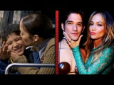 Jennifer Lopez and Tyler Posey ReuniteSee Their First 'Maid in Manhattan' Interview!