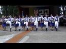Молдавский народный танец Как танцуют на Буковине молдавский народный танец
