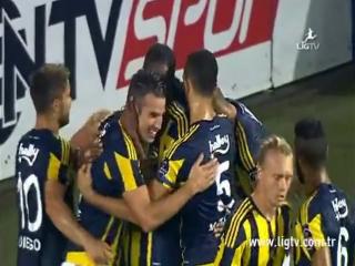 Fenerbahce 2-1 Antalyaspor (30.08.2015)