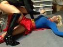 Tylene Buck and Jana Cat -  Naked Came The Superheroine