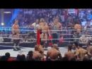 WWE Team (John Cena, Chris Jericho, John Morrison, R-Truth, Bret Hart, Edge, Daniel Bryan) vs Nexus