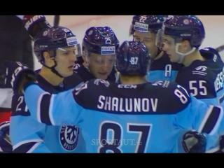 Сибирь - Металлург Нк: 10.11.2015.Регулярный чемпионат КХЛ | 6–4