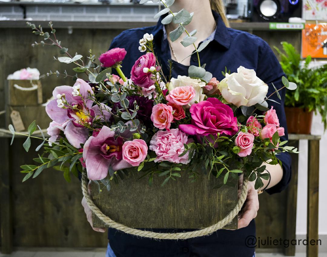 Какой букет купить на 8 марта: рекомендации тюменских флористов 6